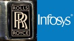 Rolls Royce Signed Strategic Partnership Deal With Infosys