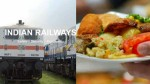 Indian Railway To Resume Irctc E Catering Services From Feb