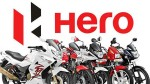 Hero Motocrop Record 100 Million Bikes Units In Production Plans To Launch 50 Models