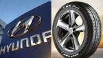 Jk Tyres Partnership With Hyundai Motor India