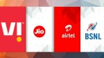 Best Annual Recharge Plans From Jio Vi Airtel And Bsnl