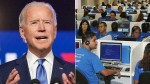 Biden S Immigration Bill May Benefit Indian It Peoples