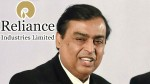 Reliance Said No Plans To Enter Corporate Forming
