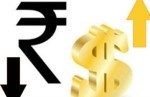 Indian Rupee Falls Sharply Against Dollar
