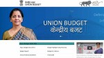 Finance Minister Launches Union Budget Mobile App In Halwa Ceremony