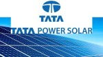 Tata Power Solar Said Rs 1 200 Crore Order From Ntpc