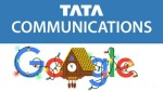 Tata Communications Partnership With Google Cloud Shares Up 10 Percent Today
