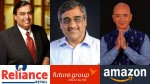 Amazon Ready To Drop Its Right Of First Refusal On Frl For 40 Million Future Group Kishore Biyan