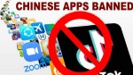 Chinese Apps Market Share Falls To