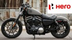 Hero Motocorp Sets Up New Company To Distribute Harley Davidson Products In India