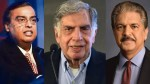 Mukesh Ambani Ratan Tata Anand Mahindra Might Join Together For New National Hydrogen Mission