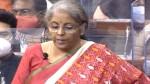 Budget 2021 Key Challenges That Nirmala Sitharaman Needs To Address