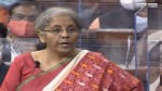 Budget 2021 Live Updates In Tamil