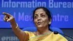 Private Banks Can Get Govt Business Fm Sitharaman