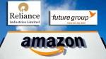 Sc Halts Future Reliance Deal Amazon Wins Plea Ril Shares Down 3