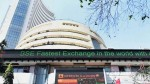 Sensex Crashed Over 1 000 Points Amid Global Cues