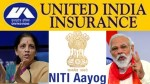 United India Or Gic Re Privatisation Decision Will Take Soon
