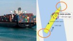 Suez Canal Blocked For 3 Days Holding Up 9 6bn Of Goods A Day