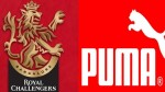 Puma Signs Multi Year Deal With Royal Challengers Bangalore From Ipl