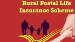 Gram Sumangal Rural Postal Life Insurance You Will Get Rs14 Lakhs On Depositing Rs 95 Daily