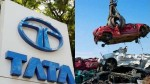 Tata Motors Plans Vehicle Scrapyards In 4 Cities