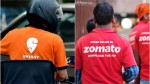 Zomato Swiggy Allowed 24x7 In Mumbai For Food Essentials Home Deliveries