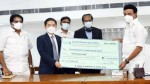 Hyundai Motor Extends 10 Crore As Covid 19 Support To Tamil Nadu Govt With Two Oxygen Plant