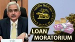 Rbi Not To Provide Moratorium But Restructuring 2 0 In Place For Individuals And Small Businesses