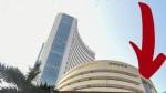 Sensex Nifty50 Make A Weak Start Bank Auto Retail Drags Market Down