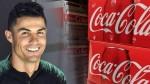 Coca Cola Lost 4 Billion After Cristiano Ronaldo Moves Coca Cola Bottle And Endorses Water