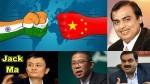 Mukesh Ambani Gautam Adani Dominates Chinese Billionaires In Global Rich List