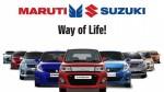 Maruti Suzuki Total Sales Fall 71 In May Month