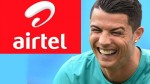 Airtel Gets Trolled With Cristiano Ronaldo Action On Coca Cola
