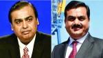 Mukesh Ambani And Gautam Adani Face Off In New Energy Business