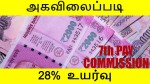 Central Government Employees Da Hiked To 28 How Its Calculated How It Will Impact On Salary