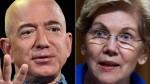 Us Senator Elizabeth Warren Slams Jeff Bezos On Space Trip And Thanking Speech