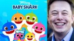 Elon Musk S Sings Baby Shark Song As Baby Doge Dogecoin Up By