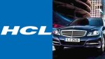Hcl Plans To Gift Mercedes Benz Cars To Top Performers After