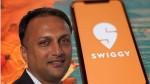 Swiggy Coo Vivek Sunder Exiting Company Ceo Sriharsha Majety Taking His Position
