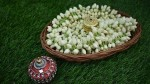 Geographical Indication Certified Madurai Malli And Other Flowers Exported To Us And Dubai From Tn