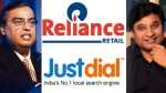 Mukesh Ambani S Reliance Retail Acquires 66 95 Stake In Just Dial For 3 497 Crore
