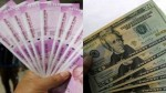India Rupee Opens Higher At Rs 74 48 Against Dollar Check Details