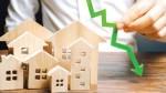 Housing Sales Fall 58 In The April June Quarter