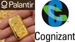 Palantir Bought 50 Million In Gold Bars Cognizant Buys Hunter S Digital Engg Assets