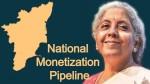 Tamilnadu Assets Under National Monetisation Pipeline Plan Full Details