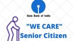 Sbi S Special Wecare Fd Scheme For Senior Citizens Extended Till March 2022 Check Details