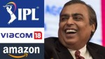 Bcci To Auction 5yr Ipl Media Rights Ril Viacom18 Amazon Fights To Get Rs 40 000 Cr Deal