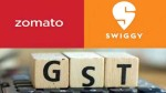 Gst Council Plans To Levy 5 Gst Tax Zomato Swiggy S Food Delivery