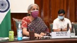 th Gst Council Meeting Highlights Covid19 Medicines Petroleum Products Gst Rates
