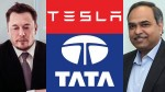 Tata Motors Against To Govt S Tax Cuts Decision For Tesla S Imported Car